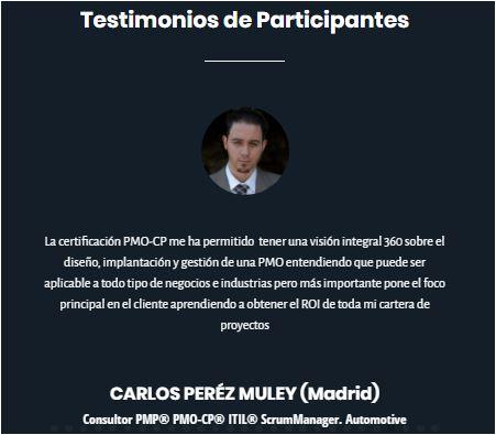 Carlos Muley pmo-cp